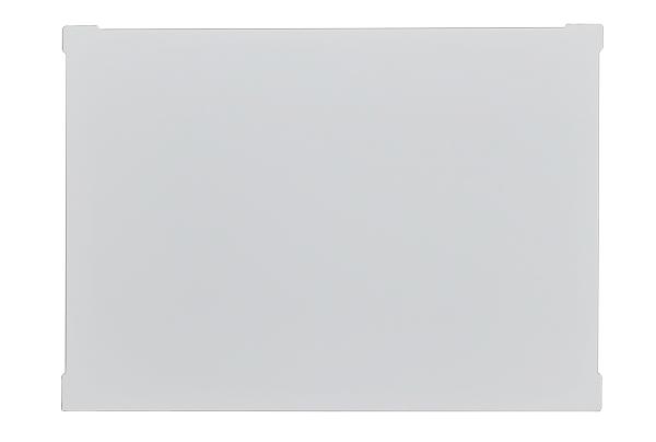 Auflage Arztgerät, weiss, 376x278x2mm